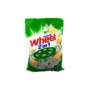 Wheel Active 2 in 1 Washing Powder
