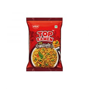 Nissin Top Ramen Masala Noodles