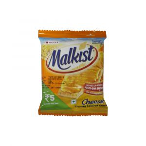 Malkist Cheese Crunchy Crackers Biscuit