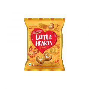 Britannia Little Hearts Classic Biscuits -34.5g