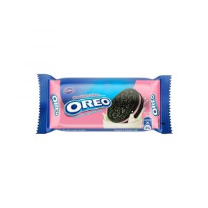 Oreo Strawberry Creme Biscuit