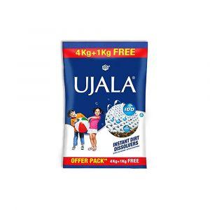 Ujala IDD Detergent Washing Powder 4Kg + 1Kg FREE