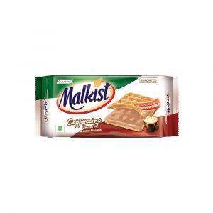 Malkist Cappuccino Cracker Biscuits -138gm